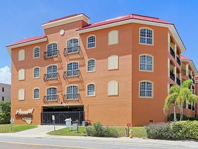 Indian Rocks Beach Condo For Sale: 2200 Gulf Boulevard #405