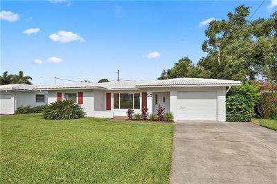 Seminole Single Family Home For Sale: 9260 142nd Street