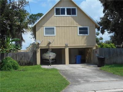 St Petersburg, Clearwater Single Family Home For Sale: 3946 Beach Drive SE