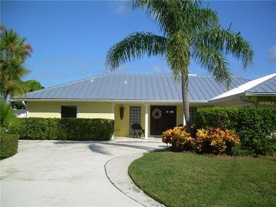 Pinellas County Rental For Rent: 328 Windward Island