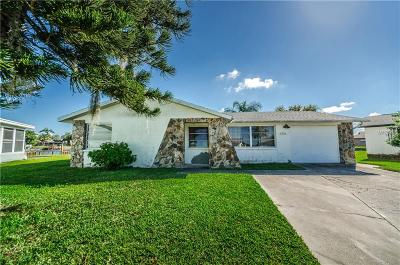 Holiday Single Family Home For Sale: 1918 Coolidge Road