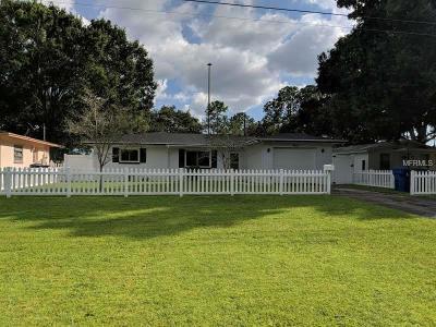 St Petersburg Single Family Home For Sale: 766 58th Avenue NE