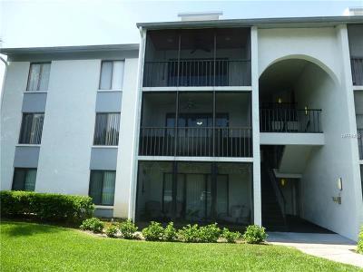 Tarpon Spring, Tarpon Springs Condo For Sale: 1182 Pine Ridge Circle W #A2