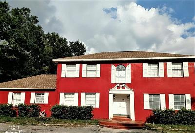 Seffner Multi Family Home For Sale: 1208 S Taylor Road #A, B, C,