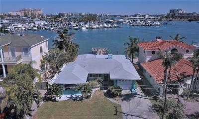 Clearwater Beach Single Family Home For Sale: 120 Devon Drive