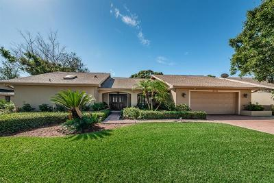 Clearwater Single Family Home For Sale: 3145 Masters Drive