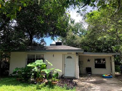 Tampa Single Family Home For Sale: 10707 N Annette Avenue