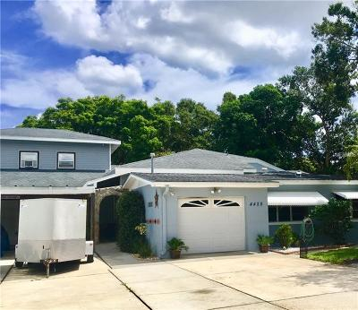 St Petersburg, Clearwater Single Family Home For Sale: 4425 45th Street N