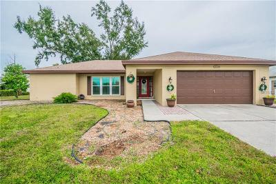 New Port Richey Single Family Home For Sale: 3724 Sarazen Drive