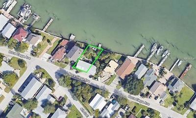 Madeira Beach Residential Lots & Land For Sale: 13249 Boca Ciega Avenue