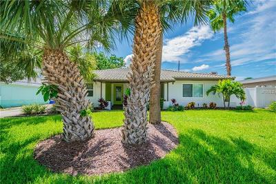 St Pete Beach Multi Family Home For Sale: 138 58th Avenue