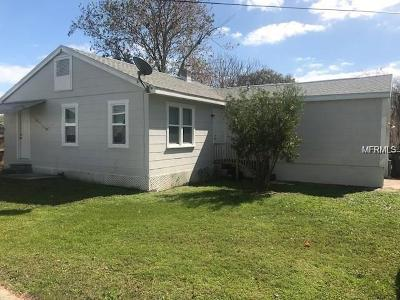 St Petersburg Single Family Home For Sale: 4759 Xenia Street N