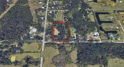 Collier County, Lee County, Hendry County, Charlotte County, Desoto County, Glades County, Sarasota County, Manatee County Residential Lots & Land For Sale: 3702 N 29th Street E