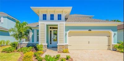 Bradenton Single Family Home For Sale: 5221 Horizon Cove