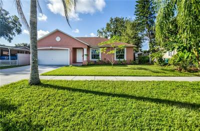 Pinellas Park Single Family Home For Sale: 6038 108th Avenue N
