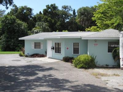 St Petersburg, Clearwater Commercial For Sale: 1554 S Fort Harrison Avenue