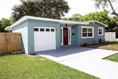 St Petersburg Single Family Home For Sale: 3396 70th Way N