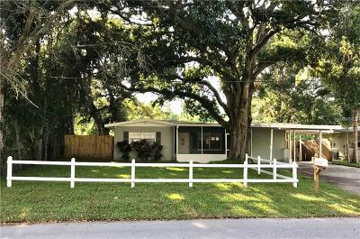 Clearwater Single Family Home For Sale: 2212 Palmetto Drive