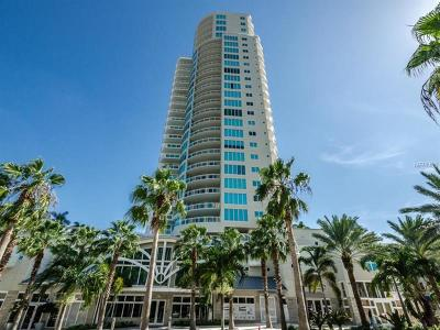 Saint Petersburg, St Pete, St Petersburg, St. Petersburg, St.petersburg, St>petersburg Condo For Sale: 180 Beach Drive NE #2402