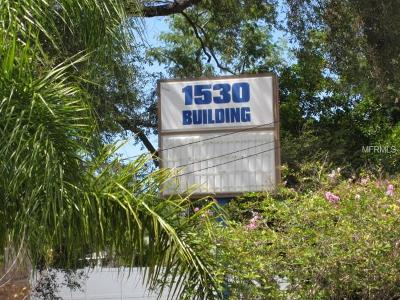 St Petersburg, Clearwater Commercial For Sale: 1530 S Fort Harrison Avenue
