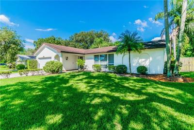 Clearwater Single Family Home For Sale: 1928 Ibis Drive