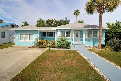 St Pete Beach Single Family Home For Sale: 435 81st Avenue