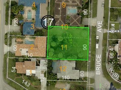 Clearwater Residential Lots & Land For Sale: 830 Bruce Avenue