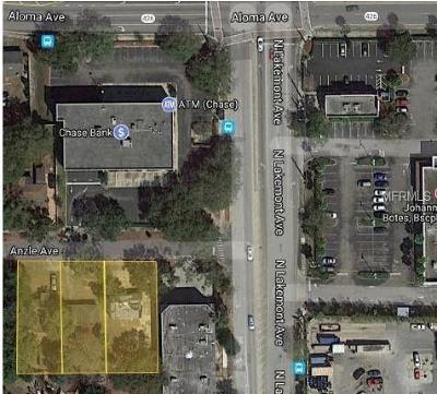 Winter Park Residential Lots & Land For Sale: 1840 Anzle Avenue
