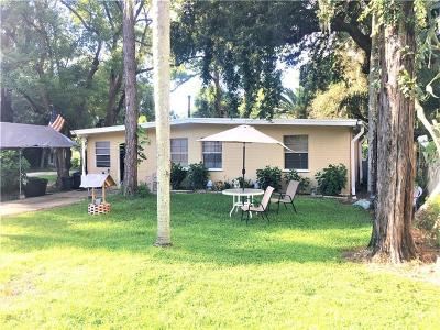 New Port Richey Single Family Home For Sale: 5007 Green Key Road