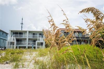 Indian Shores Condo For Sale: 19306 Gulf Boulevard #3