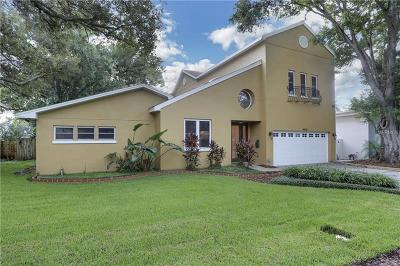 Tampa Single Family Home For Sale: 4410 W Melrose Avenue