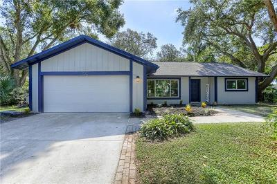 Palm Harbor Single Family Home For Sale: 1526 Caird Way