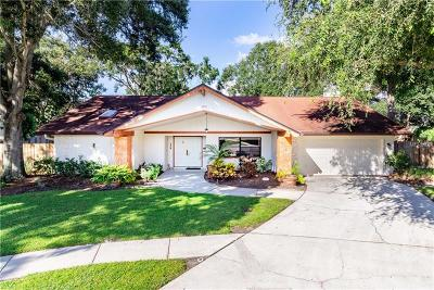 Clearwater Single Family Home For Sale: 2492 Coach Whip Terrace
