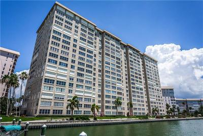 Saint Petersburg, St Pete, St Petersburg, St. Petersburg, St.petersburg, St>petersburg Condo For Sale: 5200 Brittany Drive S #1702