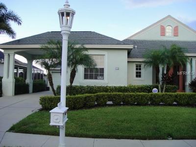 Bradenton Single Family Home For Sale: 183 Americas Cup Boulevard