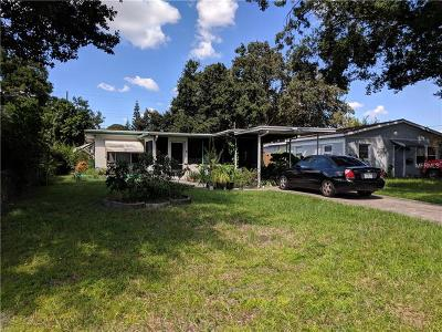 St Petersburg FL Single Family Home For Sale: $129,900