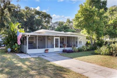 St Petersburg Single Family Home For Sale: 5355 106th Street N