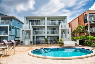 Indian Shores Condo For Sale: 19306 Gulf Boulevard #1