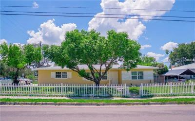 Clearwater, Cleasrwater, Clearwater` Single Family Home For Sale: 1591 Druid Road E