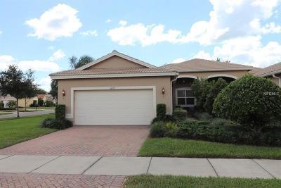 Wimauma Villa For Sale: 16271 Amethyst Key Drive