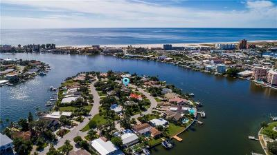 Treasure Island Single Family Home For Sale: 42 Dolphin Drive #A
