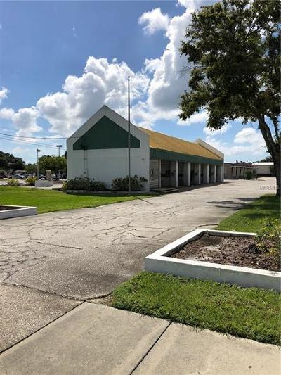 Pinellas County Commercial For Sale: 5850 54th Avenue N
