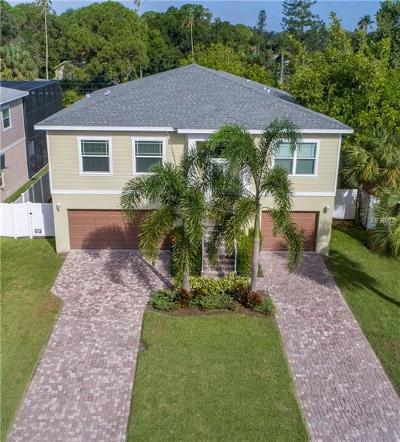 St Petersburg Single Family Home For Sale: 4649 Helena Street NE
