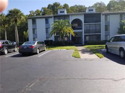 Tarpon Springs Condo For Sale: 1236 Pine Ridge Circle W #A1