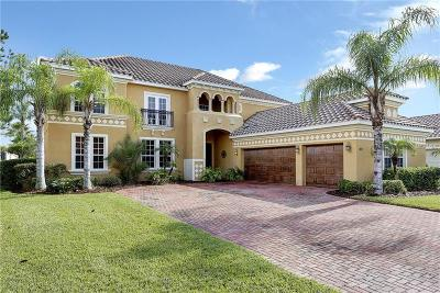 Tampa Single Family Home For Sale: 10538 Bermuda Isle Drive