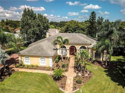 Palm Harbor Single Family Home For Sale: 3979 Arlington Drive