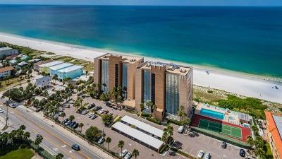 Indian Rocks Beach Condo For Sale: 900 Gulf Boulevard #205