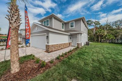New Port Richey Townhouse For Sale: 5500 Riverwalk Preserve Drive