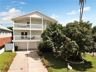 Indian Rocks Beach Multi Family Home For Sale: 126 11th Avenue