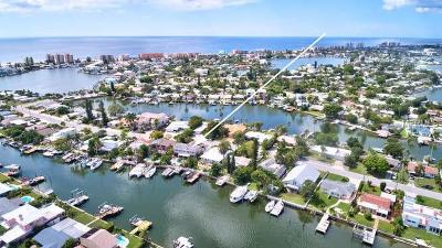 Madeira Beach Single Family Home For Sale: 575 Normandy Road